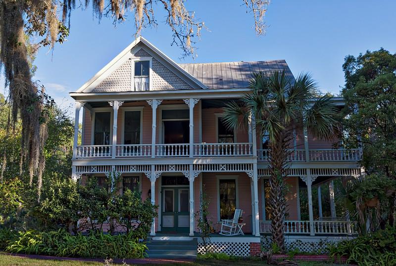 Palatka, Florida, Folk Victorian