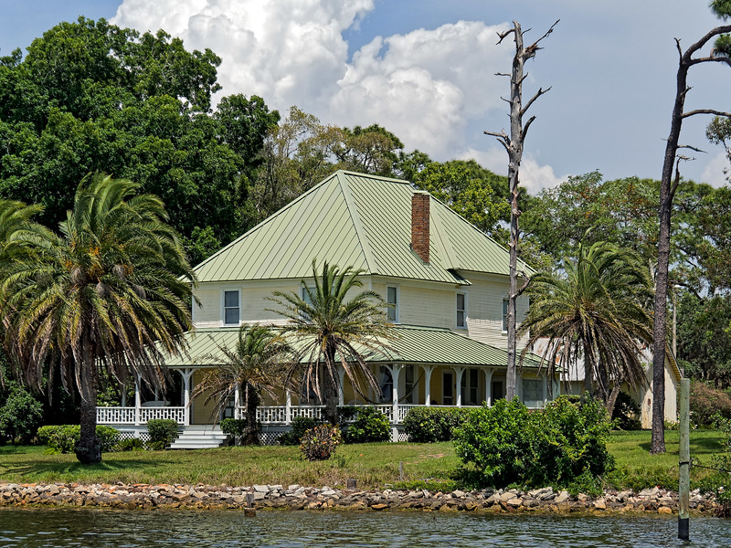 Home on The Anclote