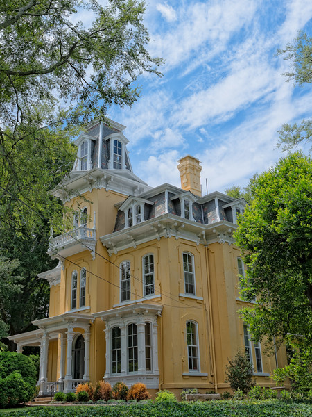 The Banker's House, Shelby, North Carolina