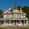 Mount Olive Queen Anne style Victorian Home