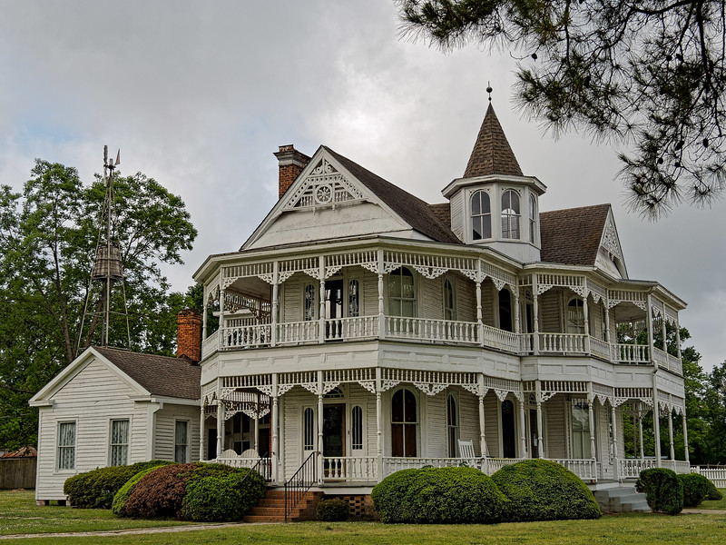 John Blue House in Laurinburg