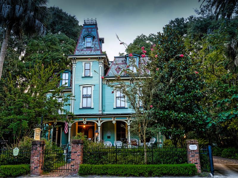 Gainesville's Baird House
