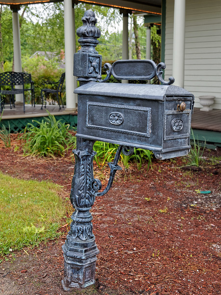 Preston Woodall Mailbox