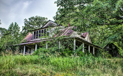 McNeal House - Nimrod, AR