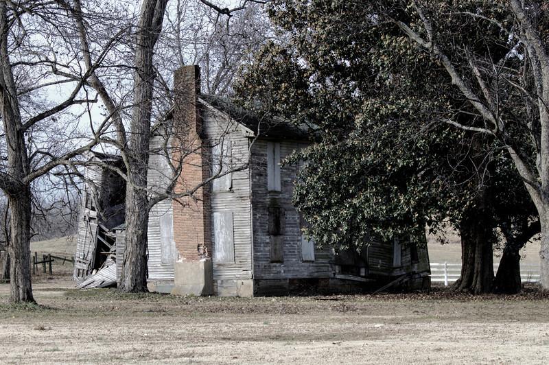 Captain Isaac Deadrick House - Levesque, AR