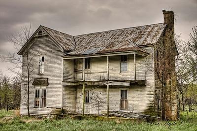 Starnes House - Hindsville, AR