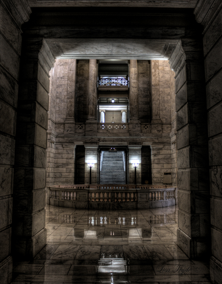 AR State Capitol