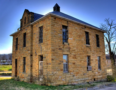 Searcy County Jail - Marshall, AR