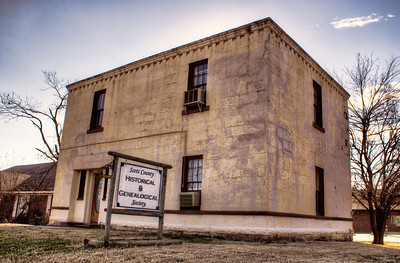 Scott County Jail - Waldron, AR