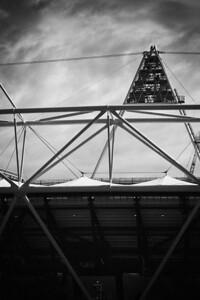 Main stadium detail