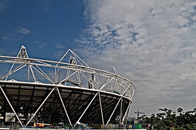 Main stadium