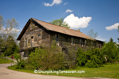 Old Building, Shawnee, Ohio