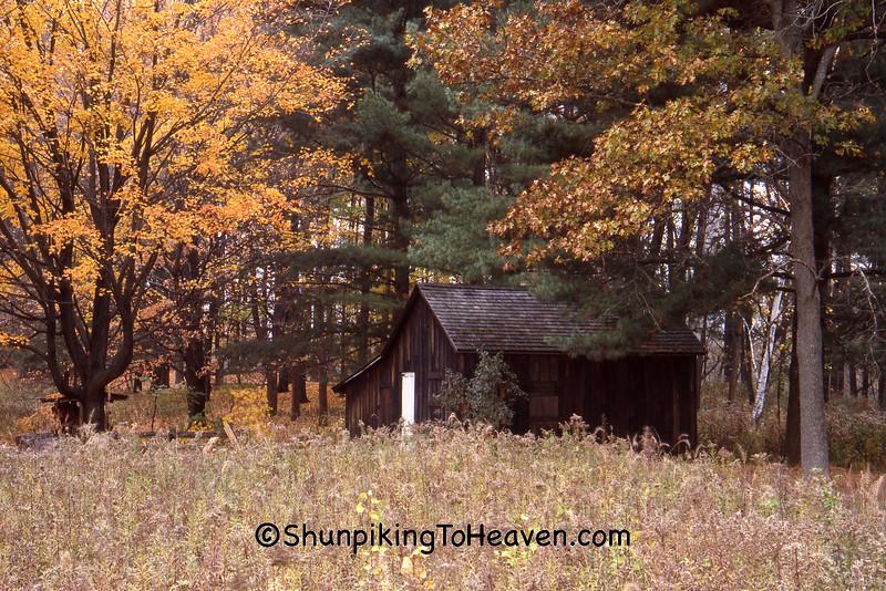 The Leopold Family Shack, Leopold Memorial Reserve, Sauk County, Wisconsin