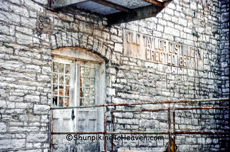 The Old Taylor Distillery Company, Woodford County, Kentucky