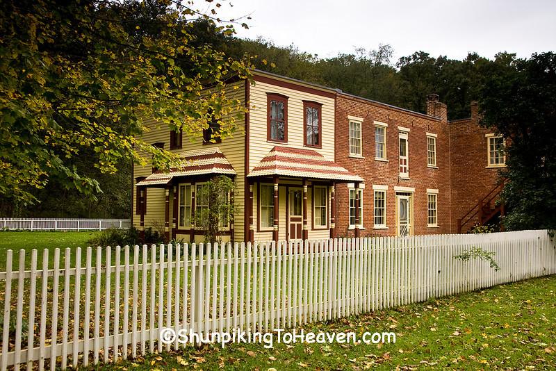 Historic Forestville, Filmore County, Minnesota