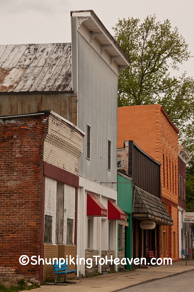 Bunker Hill, Miami County, Indiana