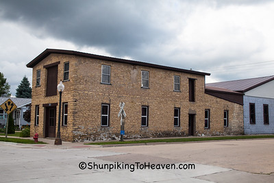 Old Stone Building, Bellevue, Iowa