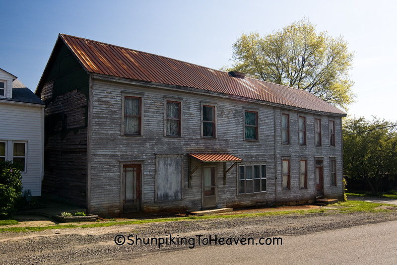Old Building, Guernsey County, Ohio