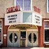 Churchill Theatre Community Building, 103 Walnut Street, Church Hill, Maryland