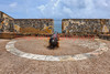 100516 - 0772 Artillery Emplacement El Morro Fort - San Jaun, PR