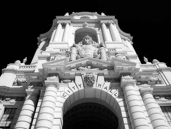 City Hall Exterior #2a - Pasadena, CA, USA
