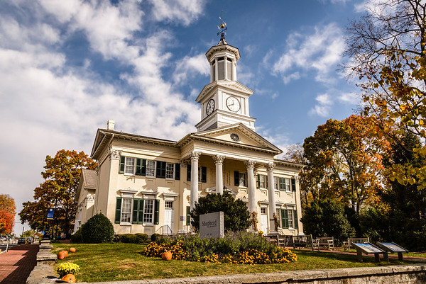 McMurran Hall, Shepherd University, Shepherdstown, WV