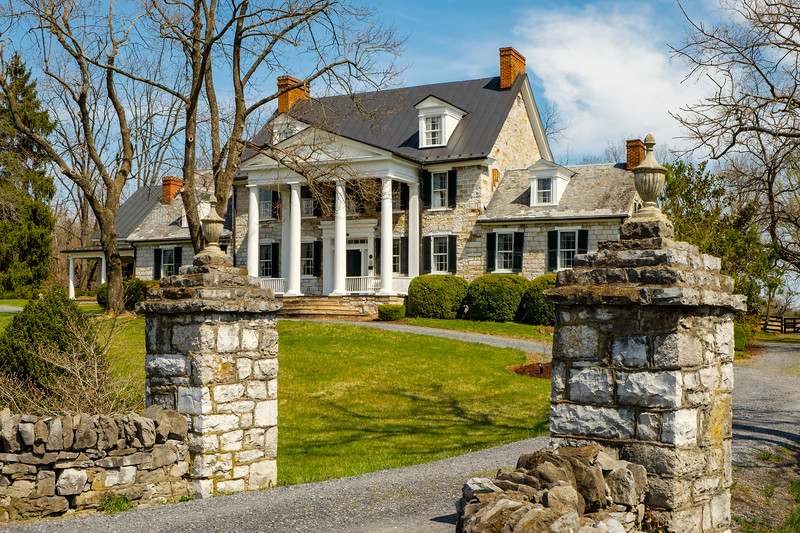 John Hite House, 4273 Valley Pike, Bartonsville, Virginia