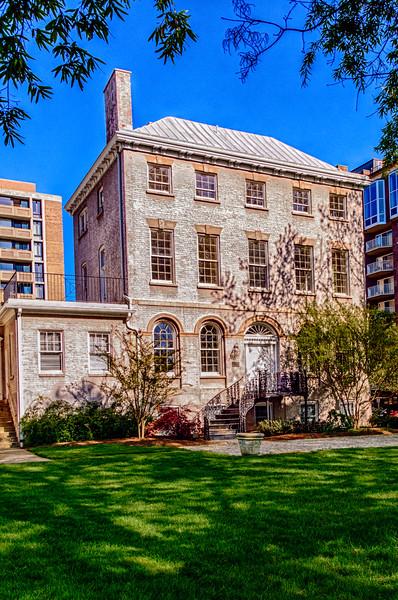 The Thomas Law House, 1252 6th Street, S.W. Washington, D.C.