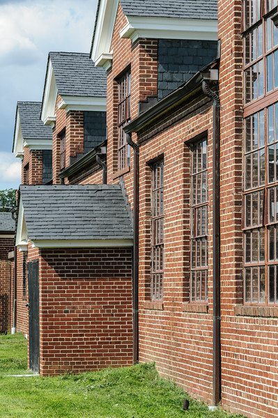 Workhouse Arts Center, Former Occoquan Workhouse, Lorton Reformatory, Laurel Hill, Virginia