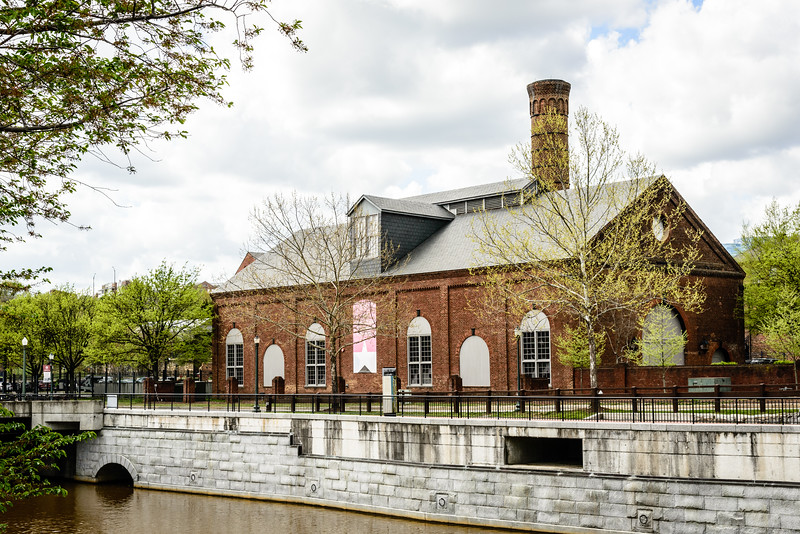 Gun Foundry Building, Historic Tredegar Iron Works, Richmond, Virginia
