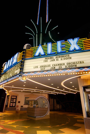 Old Alex Theater #1 - Los Angeles, CA, USA
