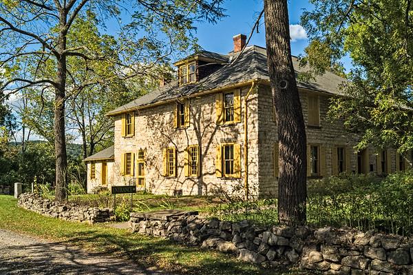 Bevier House, Marbletown, New York