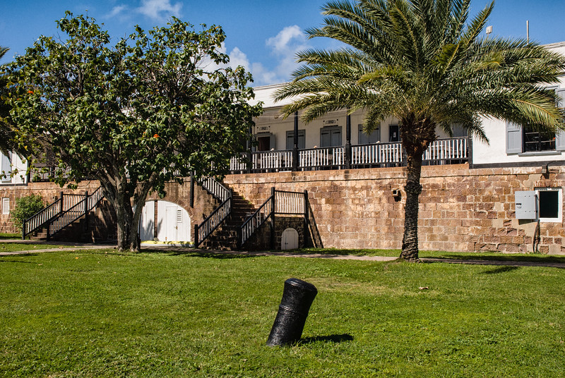 Officers' Quarters, Nelson's Dockyard, English Harbour, Antigua
