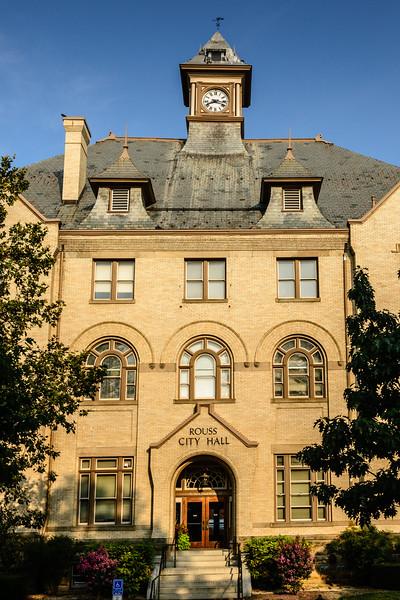 Rouss City Hall, 15 N Cameron Street, Winchester, Virginia