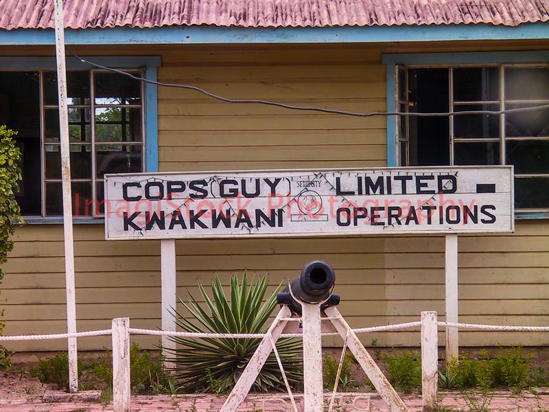 020119 - 0310 Police Station - Bermine, Guyana