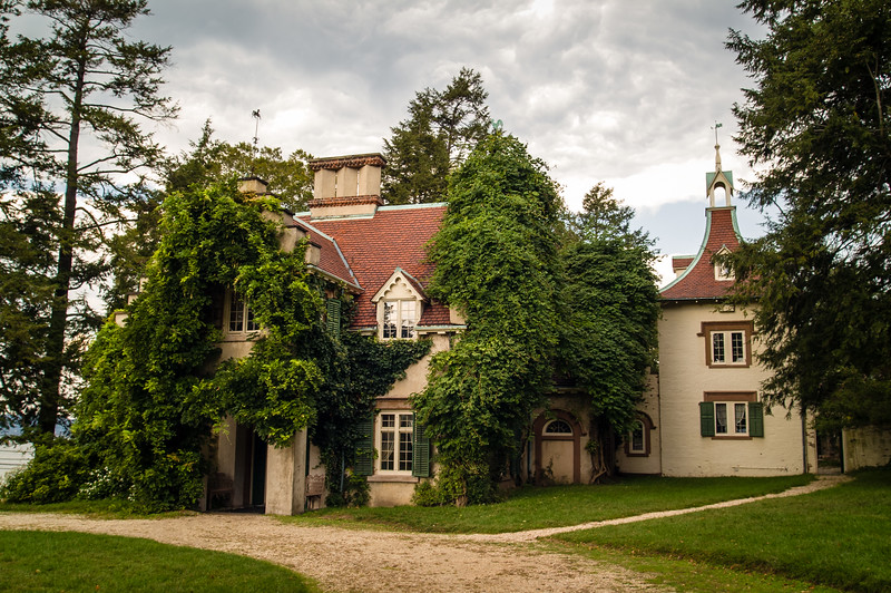 Washington Irving's Sunnyside, Tarrytown, New York