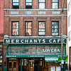 Merchants Cafe, Seattle's Oldest Restaurant, 109 Yesler Way, Pioneer Square, Seattle, Washington