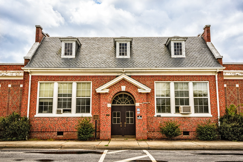 New Kent School, New Kent Highway, New Kent, Virginia