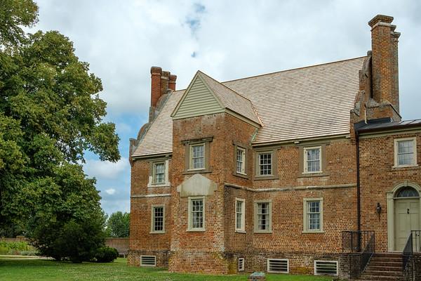 Bacons Castle, Surry, Virginia