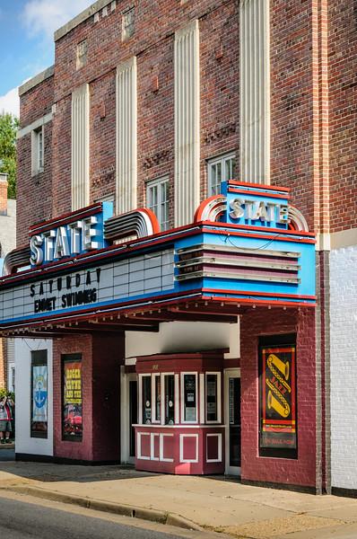 State Theatre, 220 North Washington St, Falls Church, Virginia