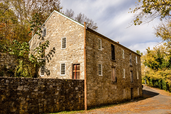 Mecklenburg Tobacco Warehouse, The Riverfront, North Princess Street, Shepherdstown, WV