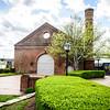 Gun Foundary Building, Historic Tredegar Iron Works, Richmond, Virginia
