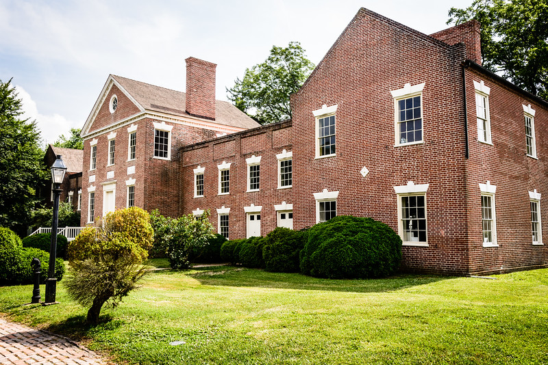Teackle Mansion, 11736 Mansion Street, Princess Anne, Maryland