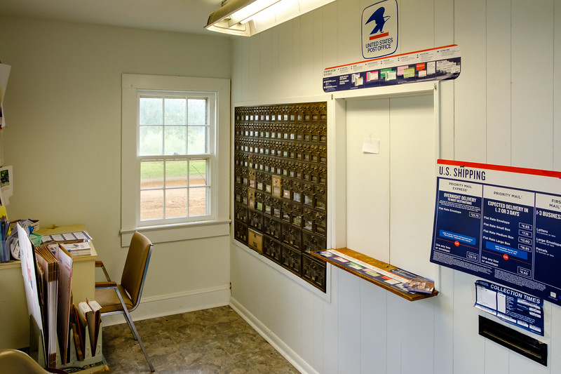 Morattico Post Office, 6569 Morattico Road, Morattico, Virginia