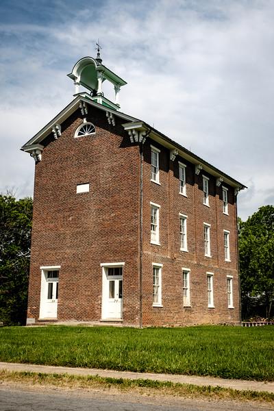 Hamilton Masonic Lodge, 43 South Rogers Street, Hamilton, Virginia