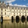 Grande Gallery Crossing The River Cher, Château De Chenonceau