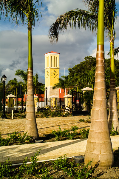 Clock Tower, Frederiksted, St. Croix, US Virgin Islands