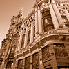 Building Architecture #1a - Madrid, Spain
