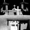 San Francisco de Asis Church #1a - Ranchos de Taos, New Mexico, USA