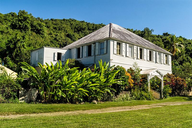 Little La Grange, Carl and Marie Lawaetz Family Museum, St. Croix